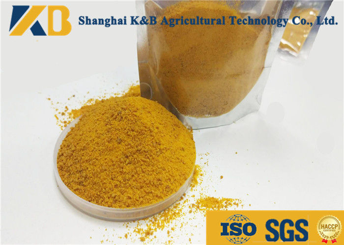 OEM Corn Protein Powder For Extract Natural Pigment And Various Amino Acid